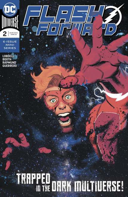DC Flash Forward #2 of 6 Comic Book