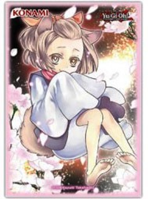 YuGiOh Trading Card Game Ash Blossom Card Sleeves [50 Count]