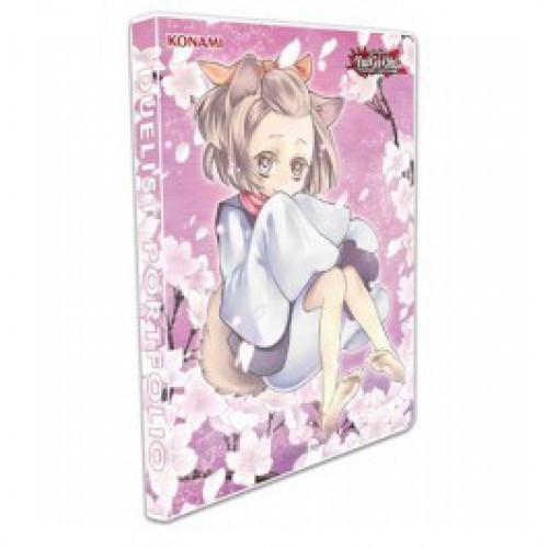 YuGiOh Trading Card Game Card Supplies Ash Blossom 9-Pocket Portfolio