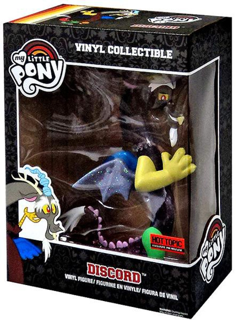 Funko My Little Pony Discord Exclusive Vinyl Figure [Translucent Variant, Damaged Package]