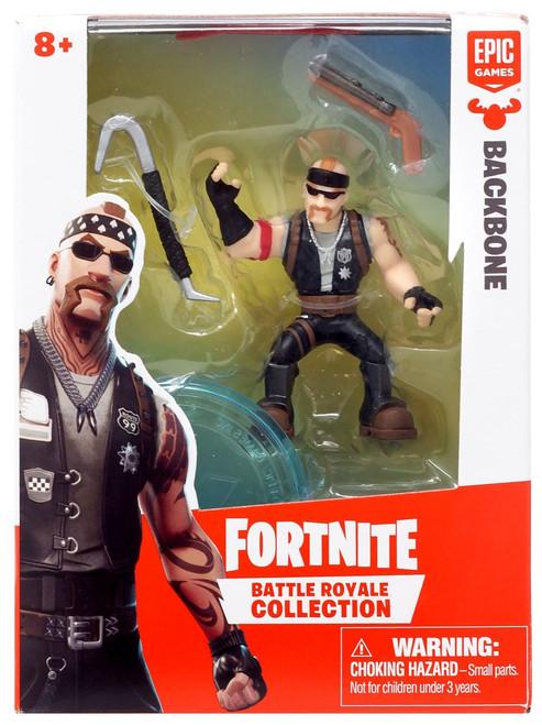 Fortnite Epic Games Battle Royale Collection Backbone 2-Inch Mini Figure