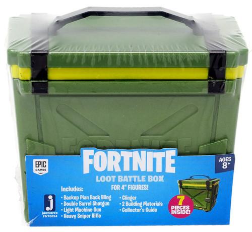 Fortnite Backup Plan Back Bling Loot Battle Box