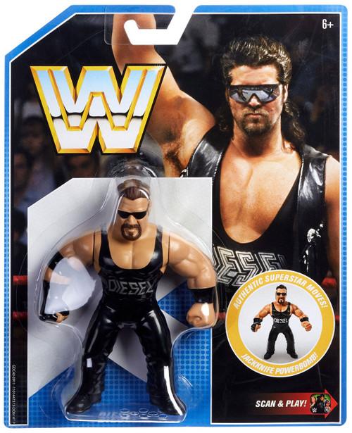 WWE Wrestling Retro Diesel Action Figure