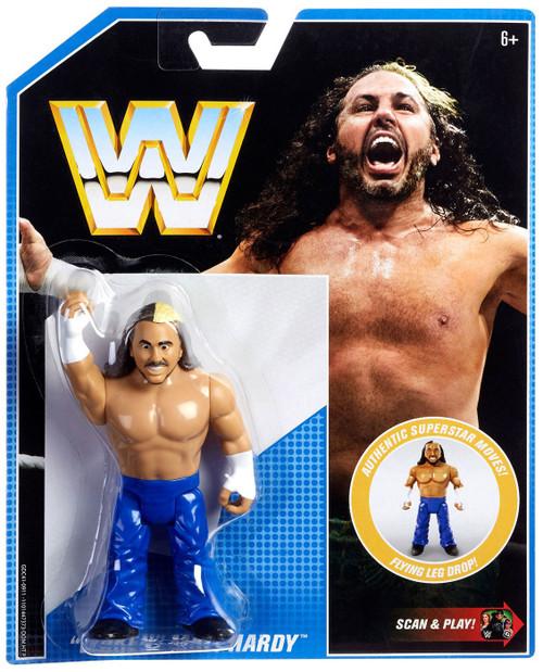 """WWE Wrestling Retro """"Woken"""" Matt Hardy Action Figure"""