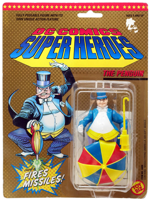DC Super Heroes The Penguin Action Figure