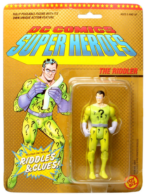 DC Super Heroes The Riddler Action Figure