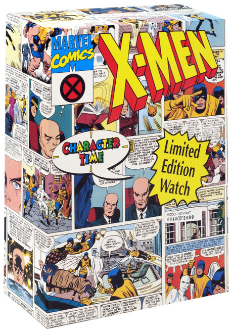 Marvel X-Men 1st Issue Wristwatch [Limited Edition]