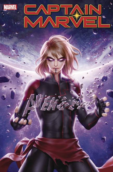 Marvel Comics Captain Marvel #12 Comic Book [Jung-Geun Yoon Variant Cover]