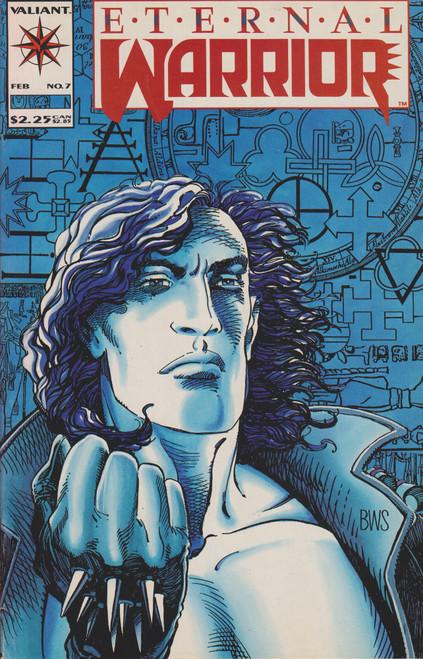Valiant Comics Eternal Warrior #7 Comic Book
