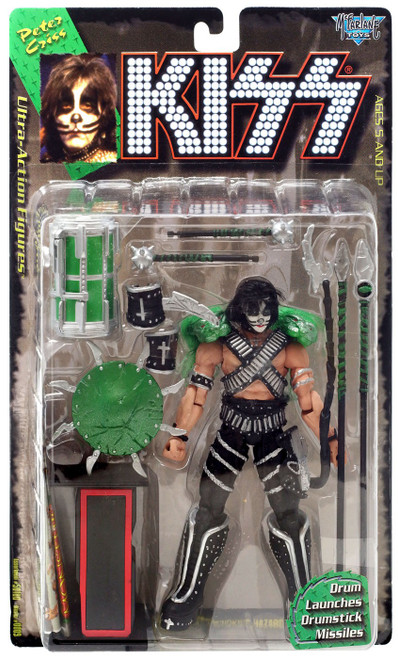 McFarlane Toys KISS Ultra Peter Criss Action Figure [Limited Edition]