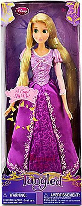 Disney Tangled Rapunzel Exclusive 17-Inch Singing Doll [Singing]