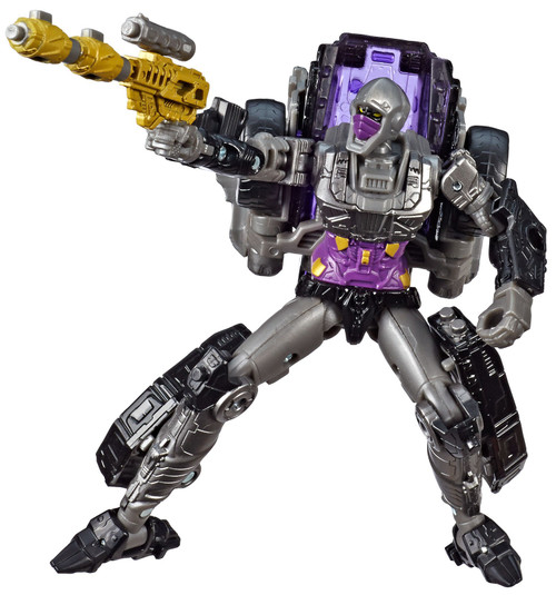 Transformers Generations Selects Nightbird Deluxe Action Figure WFC-GS07