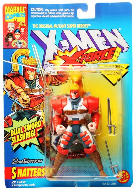 Marvel X-Men X-Force Shatterstar Action Figure [2nd Edition]