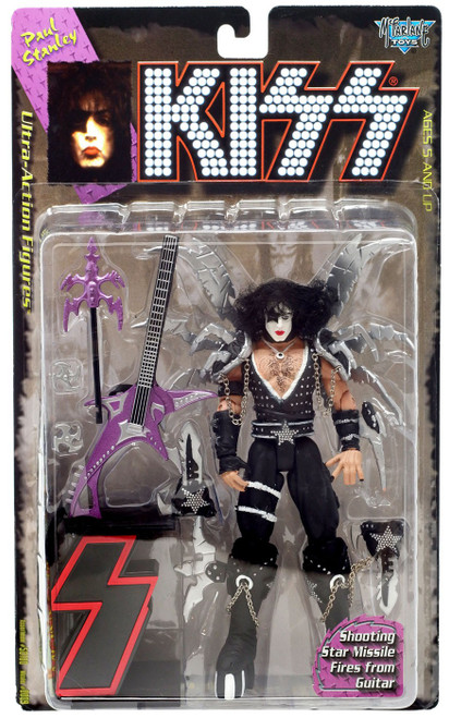 McFarlane Toys KISS Ultra Paul Stanley Action Figure