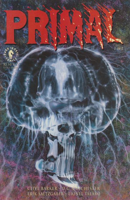 Dark Horse Primal #2 of 2 Comic Book