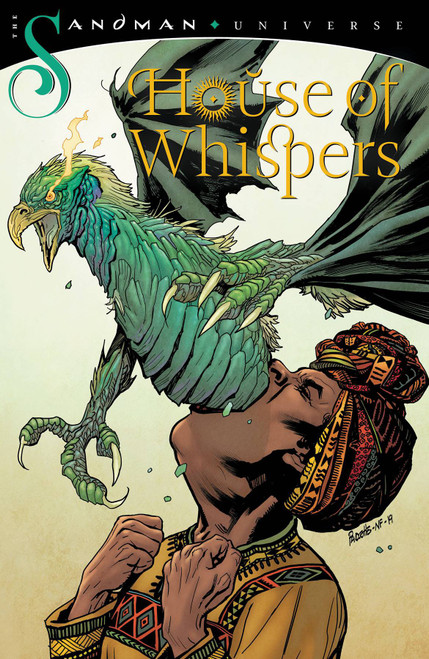 DC House of Whispers #14 The Sandman Universe Comic Book