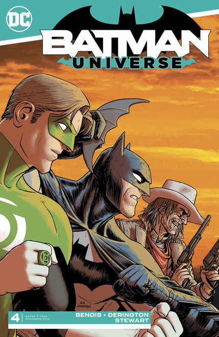 DC Batman Universe #4 of 6 Comic Book