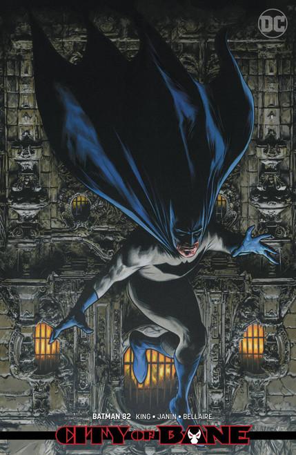 DC Batman #82 Comic Book [Travis Charest Variant Cover]