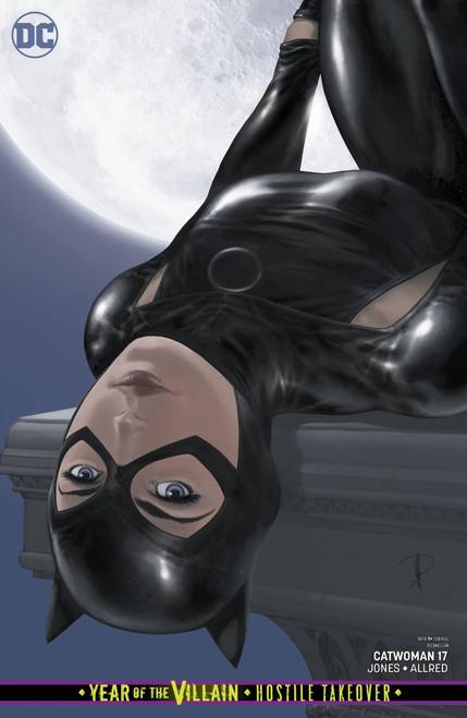 DC Catwoman #17 Comic Book