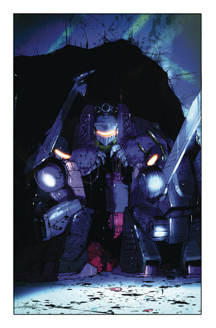 IDW Transformers Galaxies #2 Comic Book
