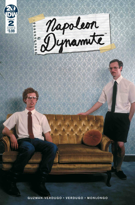 IDW Napoleon Dynamite #2 Comic Book [Photo Variant Cover]