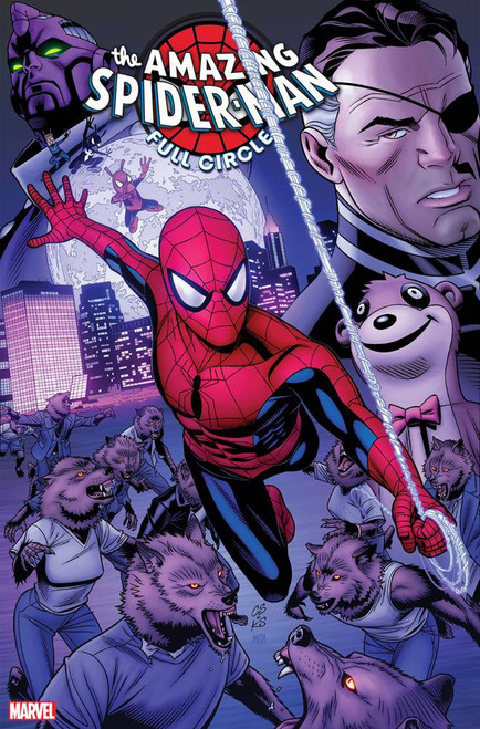 Marvel Comics Amazing Spider-Man Full Circle #1 Comic Book [Chris Sprouse Variant Cover]