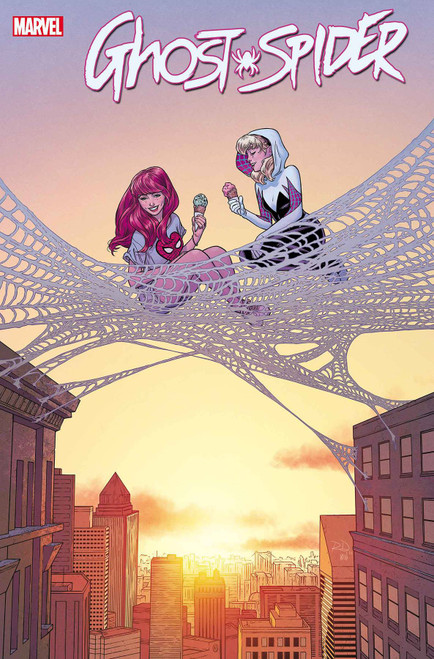 Marvel Comics Ghost-Spider #3 Comic Book [Russell Dauterman Variant Cover]
