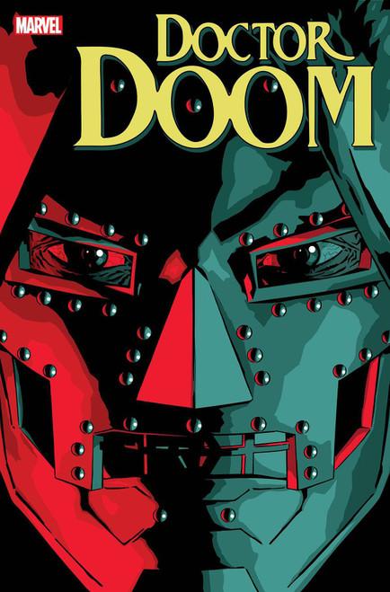 Marvel Comics Doctor Doom #1 Comic Book