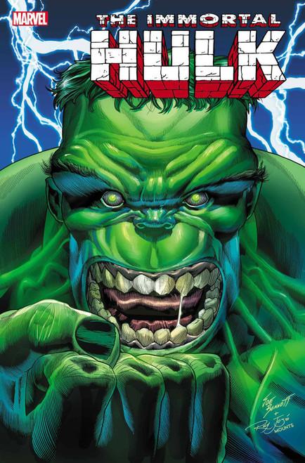 Marvel Comics The Immortal Hulk #25 Comic Book [Joe Bennett Variant Cover]
