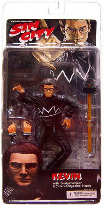 NECA Sin City Series 2 Kevin Action Figure [Color Variant]