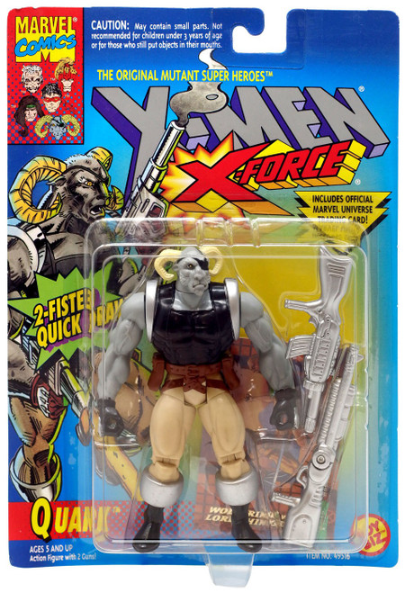 Marvel X-Men X-Force Quark Action Figure