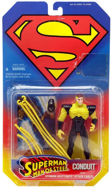 Superman Man of Steel Conduit Action Figure [Damaged Package, Mint Contents]