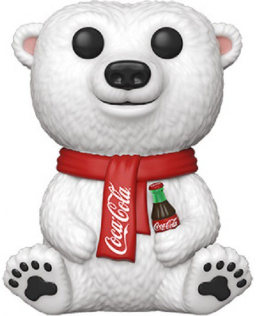 Funko Coca-Cola POP! Ad Icons Polar Bear Vinyl Figure