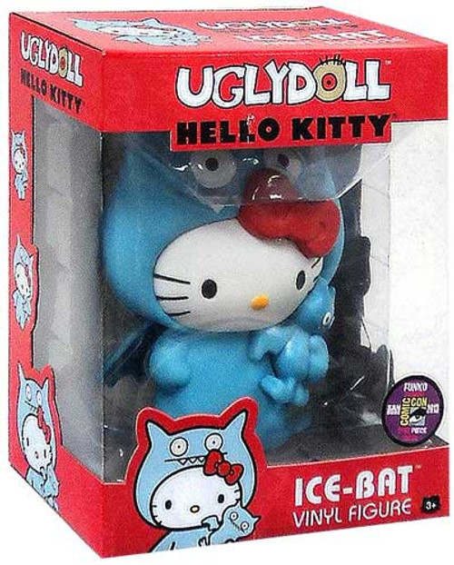 Funko Hello Kitty Uglydoll Ice-Bat Exclusive 5-Inch Vinyl Figure [Damaged Package]