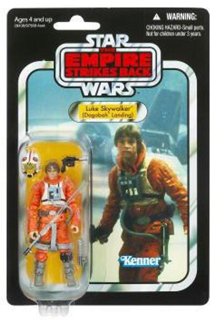 Star Wars The Empire Strikes Back 2011 Vintage Collection Luke Skywalker Action Figure #44 [Dagobah Landing]