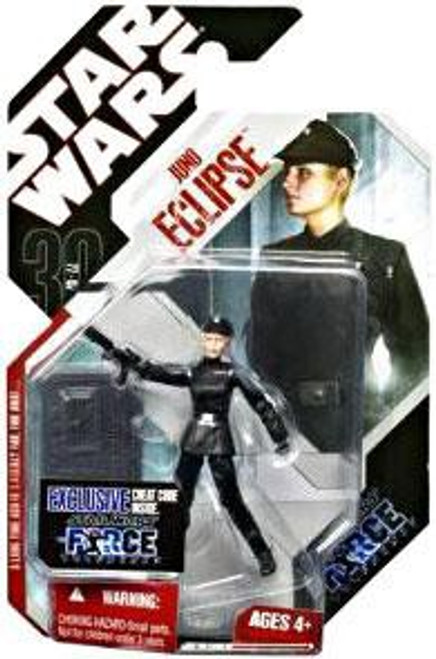 Star Wars Force Unleashed 30th Anniversary 2008 Wave 2 Juno Eclipse Action Figure #15