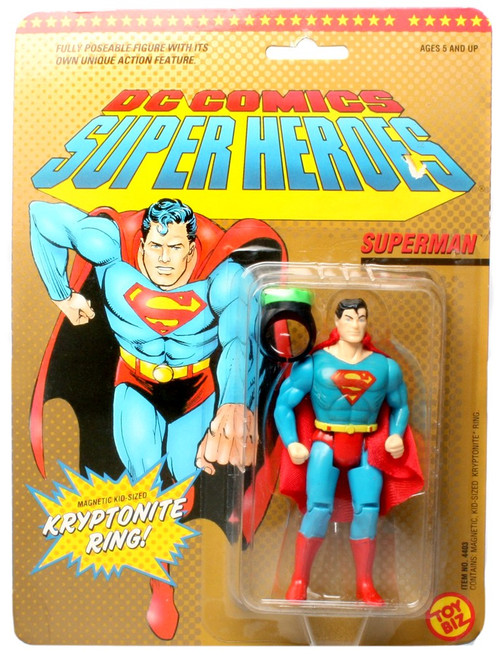 DC Comics Super Heroes Superman Action Figure