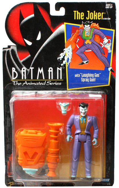 DC Batman The Animated Series The Joker Action Figure [Laughing Gas]