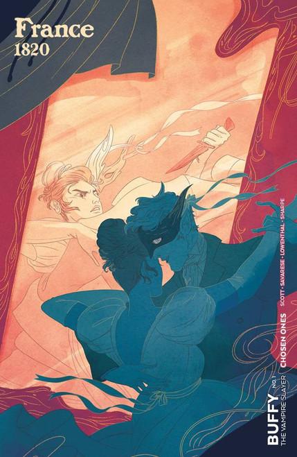 Boom Studios Buffy The Vampire Slayer: Chosen Ones #1 Comic Book [Celia Lowenthal Variant Cover]