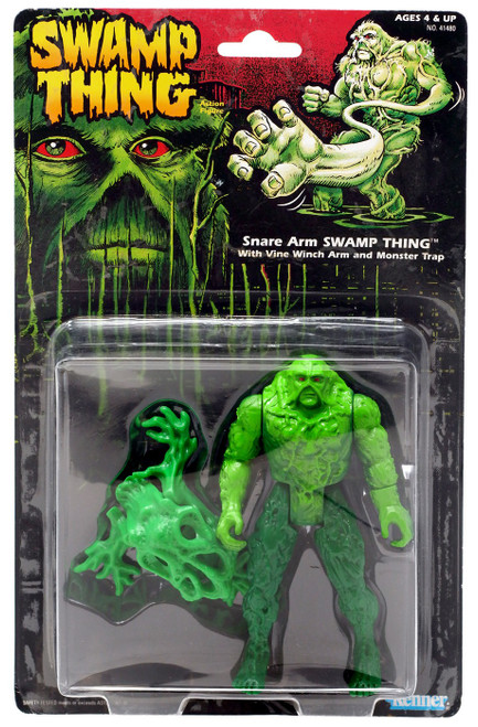DC Swamp Thing Action Figure [Snare Arm]