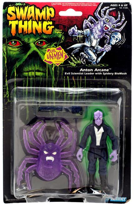 DC Swamp Thing Evil Unmen Anton Arcane Action Figure [Evil Scientist Leader]
