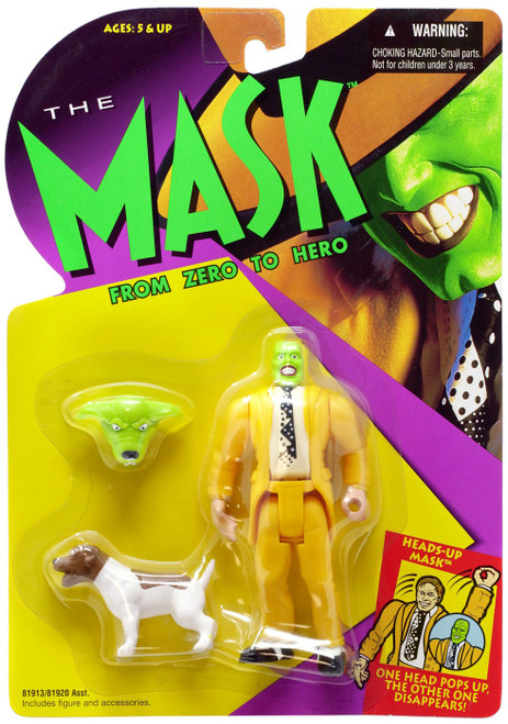 The Mask Heads-Up Mask Action Figure