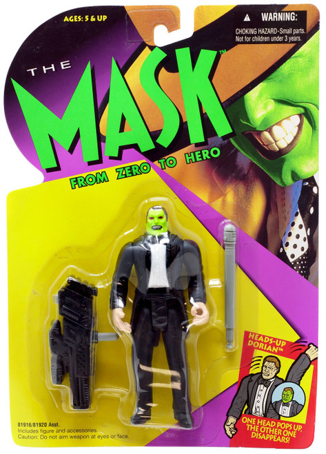 The Mask Heads-Up Dorian Action Figure