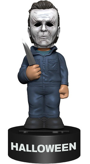 NECA Halloween Body Knocker Michael Myers 6.5-Inch Bobble Head