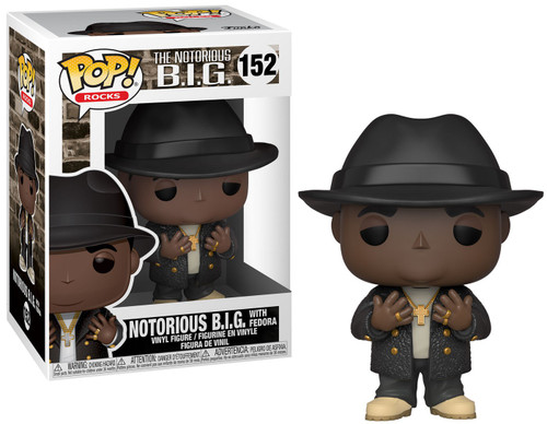 Funko POP! Rocks Notorious BIG (Biggie Smalls) Vinyl Figure