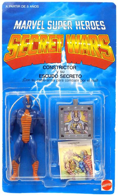 Marvel Super Heroes Secret Wars Constrictor Action Figure