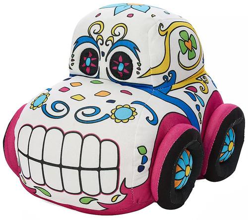 Disney / Pixar Cars Cars 3 Sugar Skull Car Exclusive 7-Inch Plush