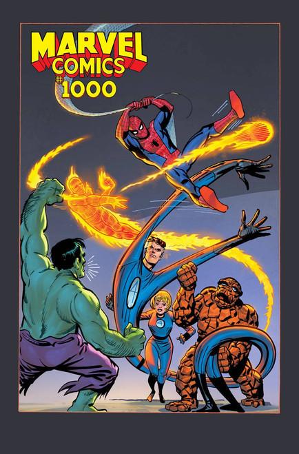 Marvel Comics #1000 Comic Book [Steve Ditko Variant Cover]