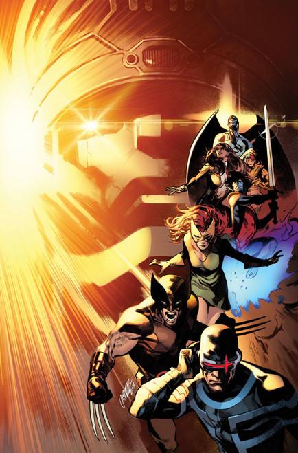 Marvel Comics House of X #3 Comic Book [Larraz Virgin Variant Cover]
