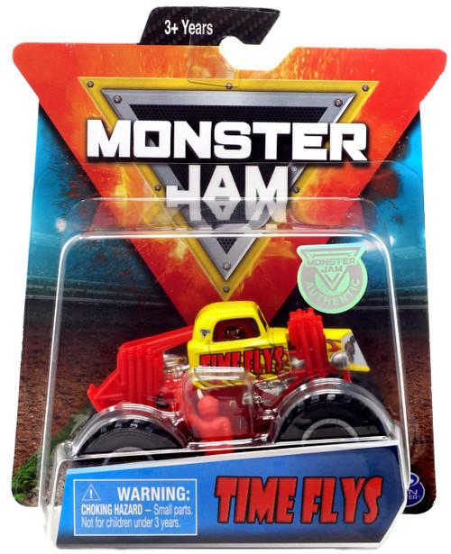 Monster Jam Time Flys Diecast Car